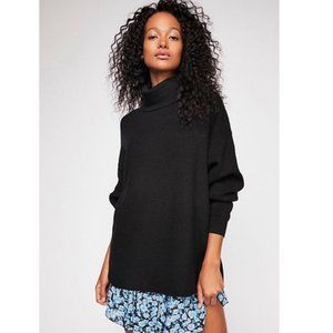 Free People Softly Structured Oversized Sweater